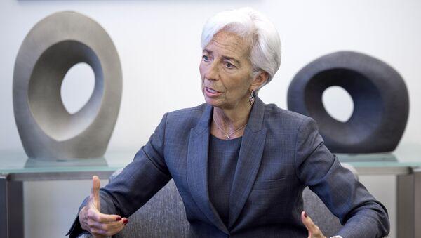 Christine Lagarde - Sputnik France