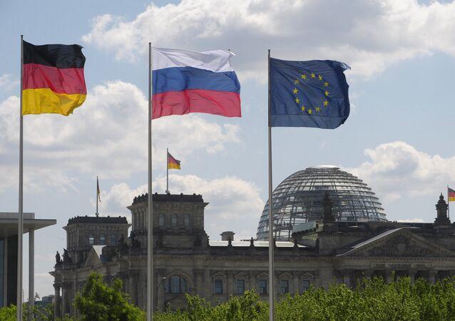 Les échanges commerciaux germano-russes en plein essor en dépit des sanctions