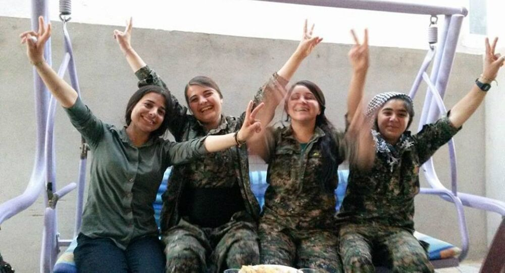 Les Yézidies