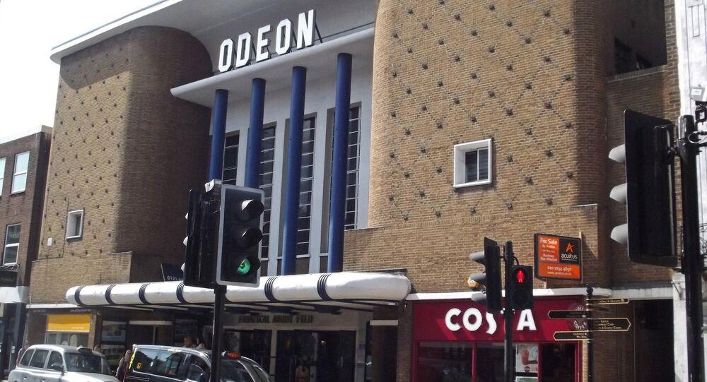 Un cinéma Odeon