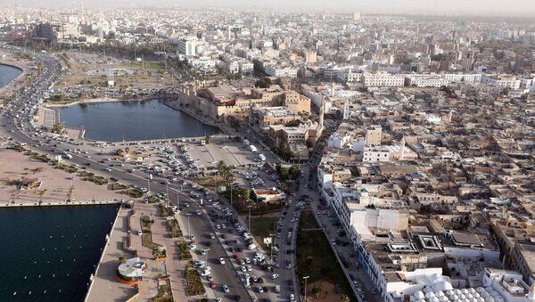 Une vue aérienne de Tripoli, archives - Sputnik France