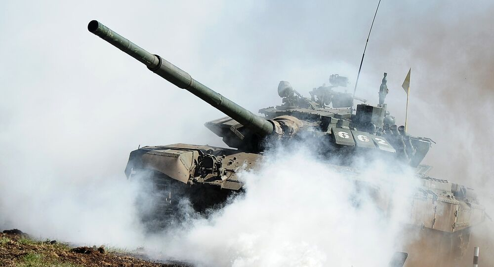 Char russe T-72