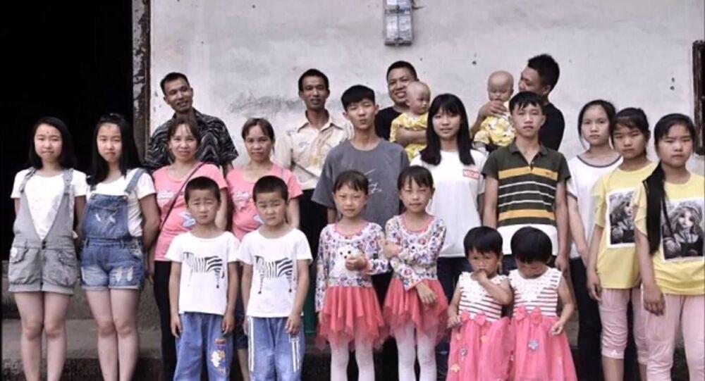 Le village chinois qui abrite 39 paires de jumeaux