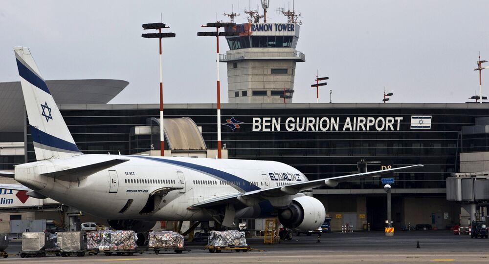 L'aéroport Ben Gourion de Tel Aviv