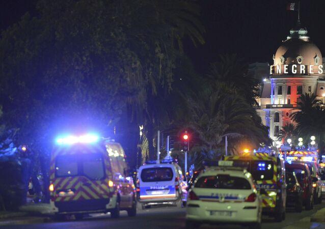 Attentat à Nice