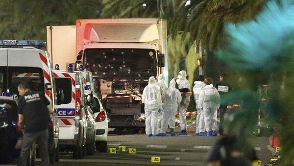 Attentat de Nice: une opération de déminage à proximité du domicile du chauffeur - Sputnik France