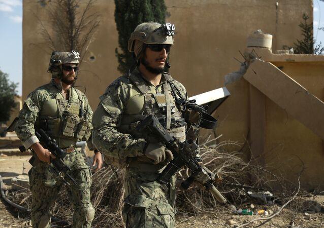 Forces spéciales américaines