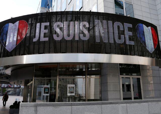 Attentat de Nice: ces sites du monde qui se mettent aux couleurs de la France