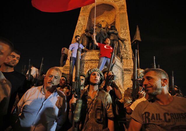 Situation à Ankara