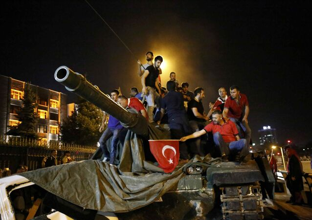Putsch raté en Turquie