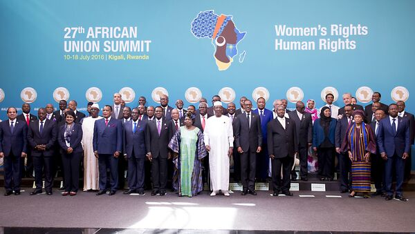 Le 27è sommet de l'Union africaine s'est ouvert le 17 juillet à Kigali - Sputnik France