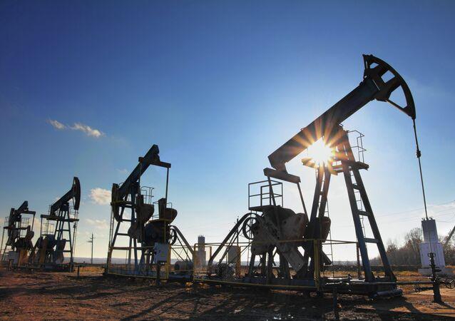 Extraction petrolière