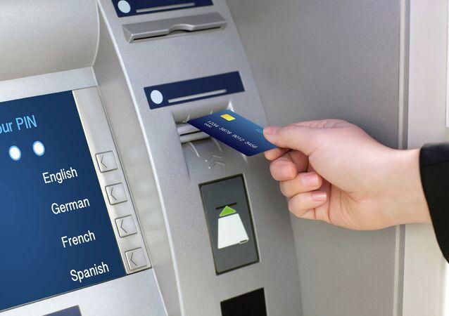 Сarte bancaire. Image d'illustration