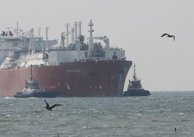 Les USA fourniraient du gaz à Pékin?