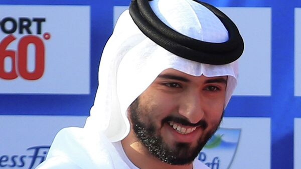 Le prince héritier de Dubaï Hamdan ben Mohammed Al Maktoum - Sputnik France