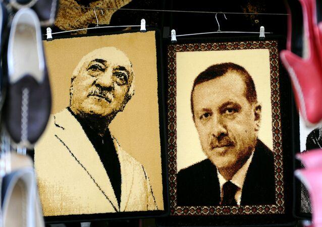 Erdogan et de Gulen