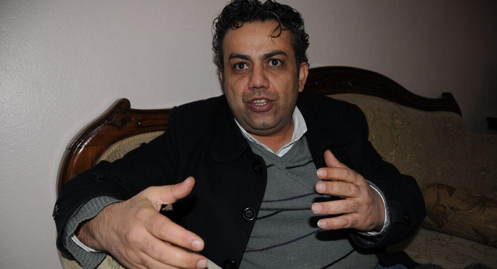 Siyanek Dibo, membre du parti kurde Union démocratique (PYD)