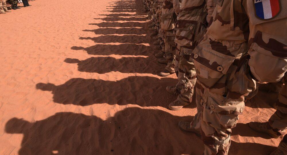 militaires français en Libye