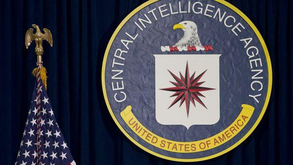 Logo de la CIA - Sputnik France