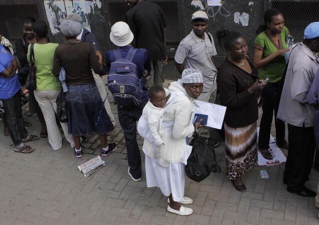 Un passeport unique pour toute l'Afrique
