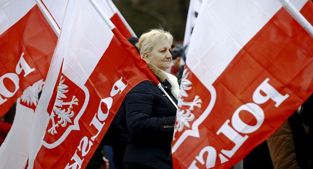 Une Polonaise