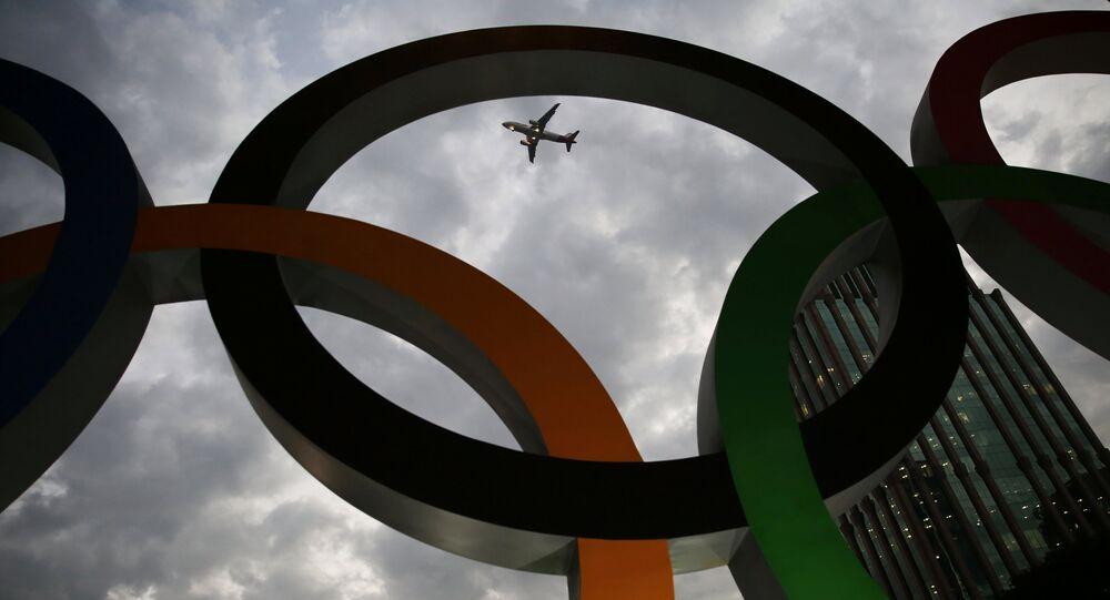 Jeux olympiques logo