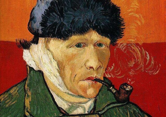 Autoportrait, Vincent van Gogh