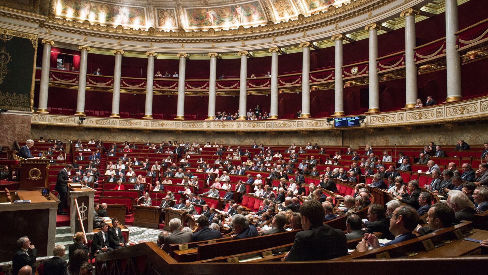 Parlement français. Photo d'archive - Sputnik France, 1920, 23.07.2021