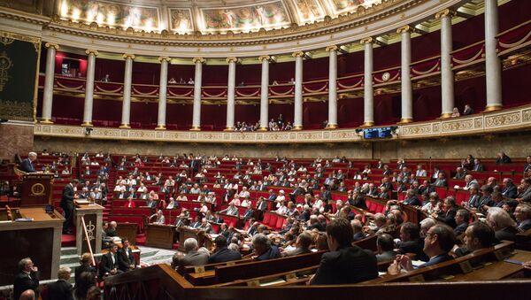 Parlement français. Photo d'archive - Sputnik France