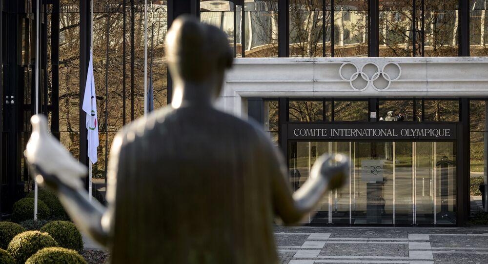 Le Comité international olympique