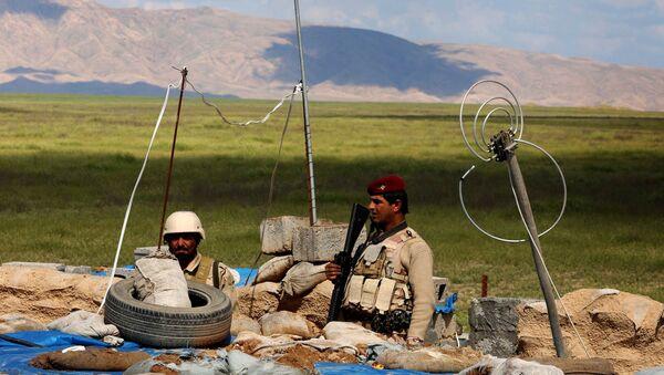 Troupes irakiennes - Sputnik France