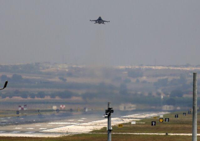 La base américaine d'Incirlik en Turquie