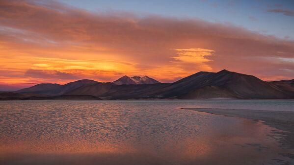 Piedras Rojas, le désert d'Atacama. - Sputnik France