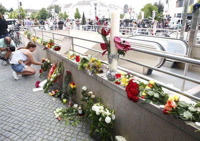 Fusillade à Munich