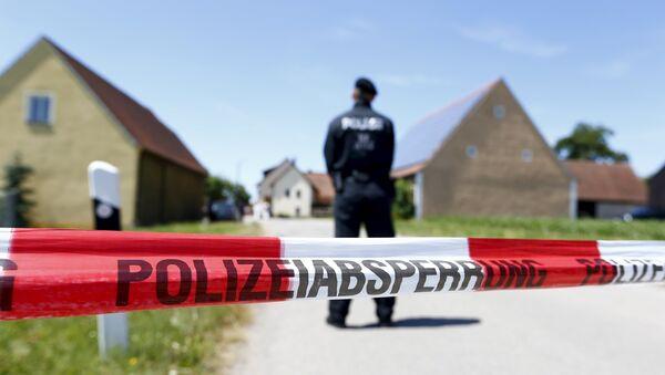 Un secteur bouclé par la police en Allemagne - Sputnik France