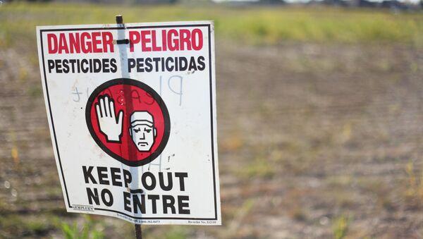 Danger Pesticides - Sputnik France