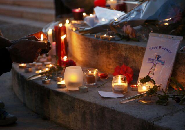 Daech égorge un prêtre: indignation et solidarité sur la Toile