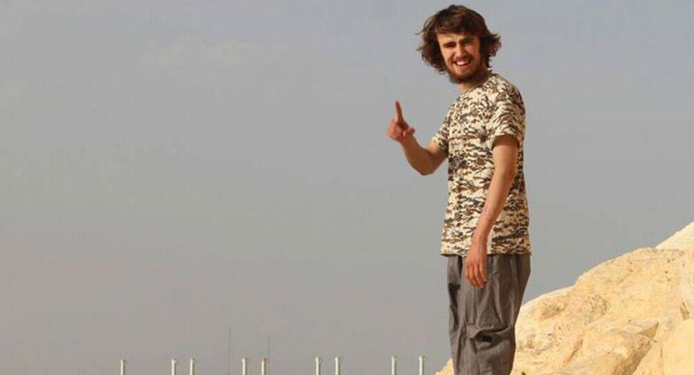 Jack Letts baptisé 'Jihadi Jack'