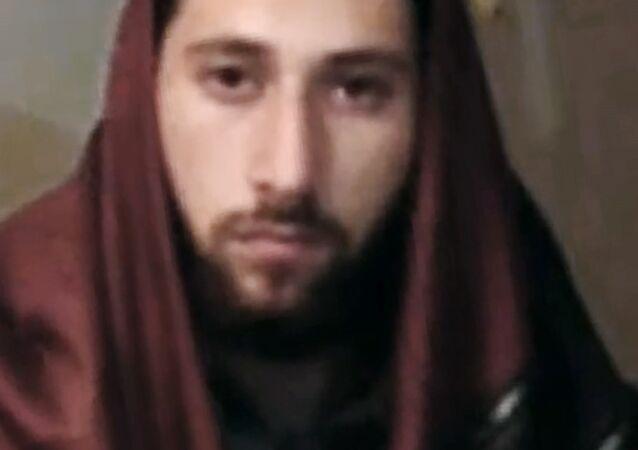 Abdel Malik Petitjean, 19 ans, le deuxième preneur d'otages dans l'église de Saint-Etienne-du-Rouvray
