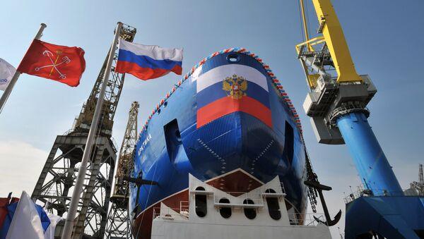 Un brise-glace russe - Sputnik France