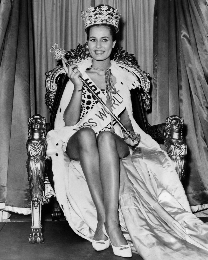 La Hollandaise Catharina Lodders a gagné le concours Miss Monde en 1962 et a obtenu une somme  de 30.000 florins