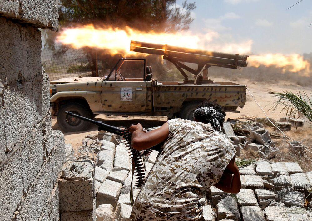 La Libye a l'intention de rejoindre la coalition internationale antiterroriste menée par les Etats-Unis, a déclaré lundi  le président du Conseil présidentiel du gouvernement d'union nationale de l'Etat de Libye Fayez el-Sarraj.