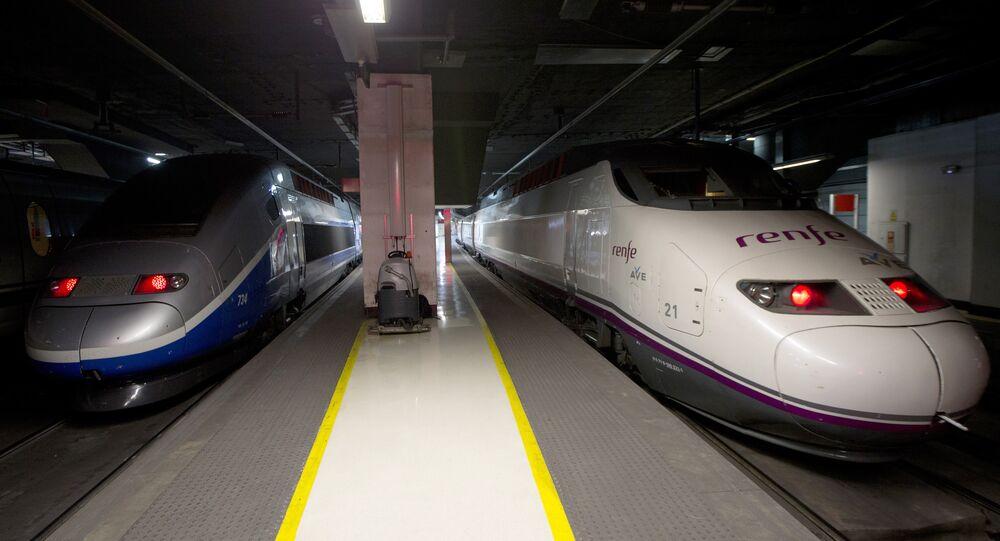 TGV (image d'illustration)