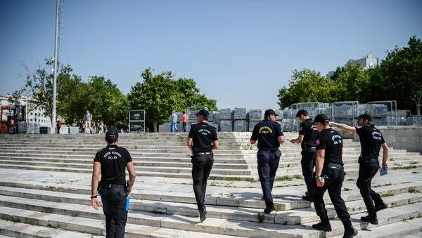 Police turque - Sputnik France