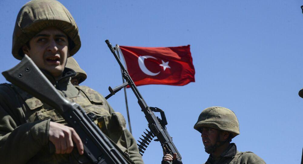 Militaires turcs (image d'illustration)