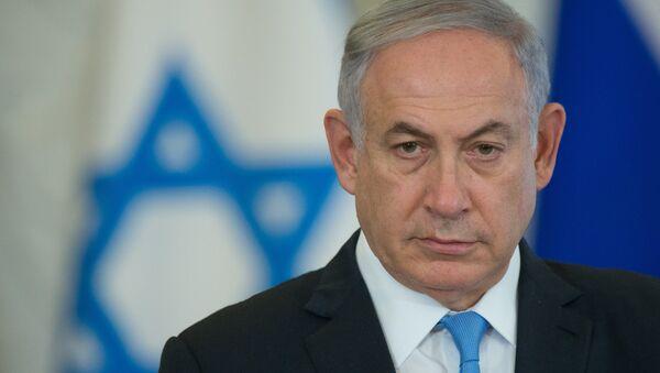 Benjamin Netanyahou - Sputnik France
