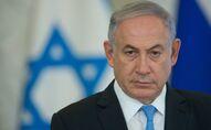 7 juin 2016. Le Premier ministre israélien Benjamin Netanyahu participe à une conférence de presse conjointe avec le président russe Vladimir Poutine au Kremlin.