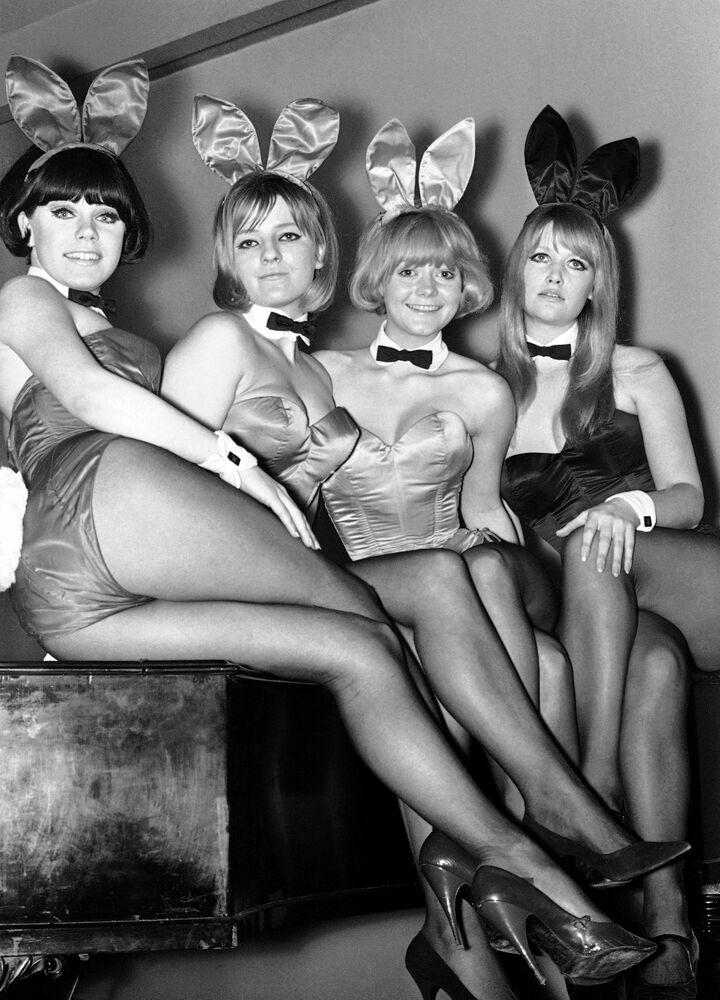 Le Playboy Club fête son 50ème anniversaire