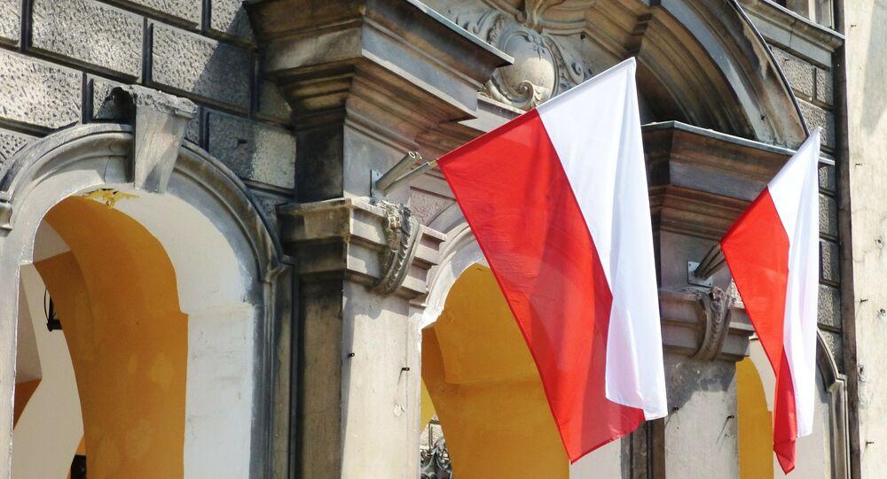Poland Flag. (File)