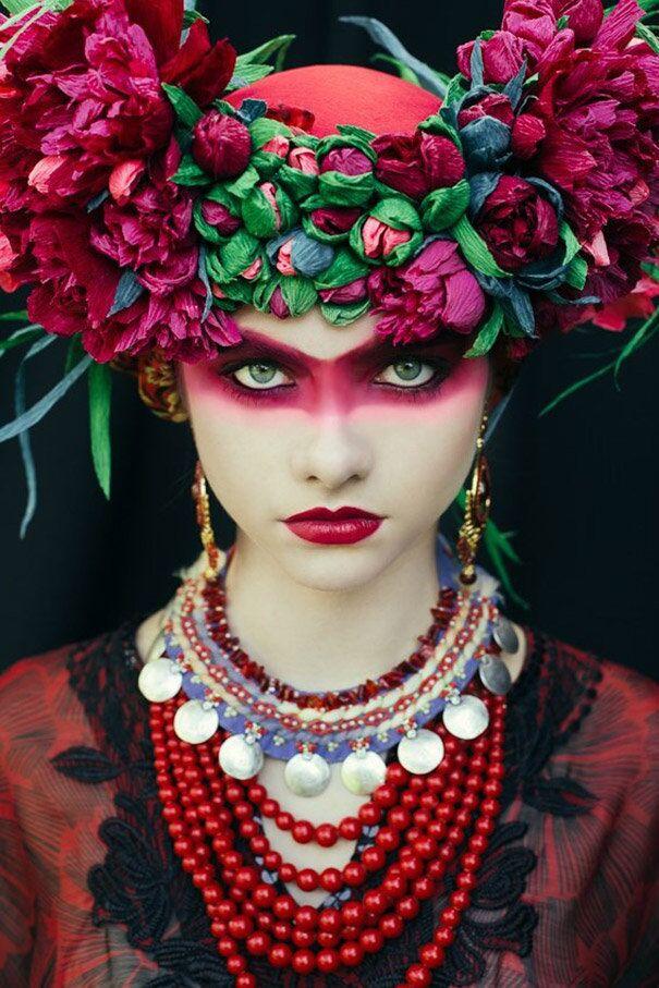 La beauté hypnotique des traditions slaves
